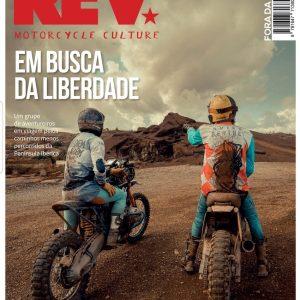 Revista REV 61 Capa