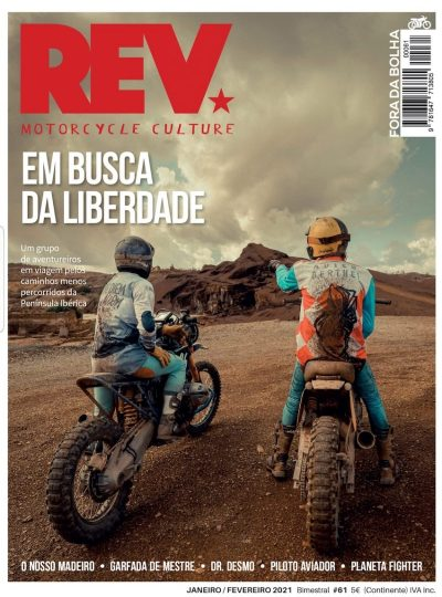 Revista REV 61 Capa