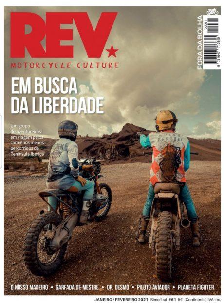 REV#61 Capa