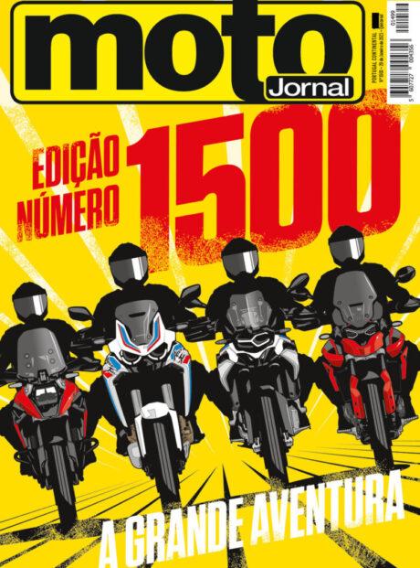 MJ 1500 Capa