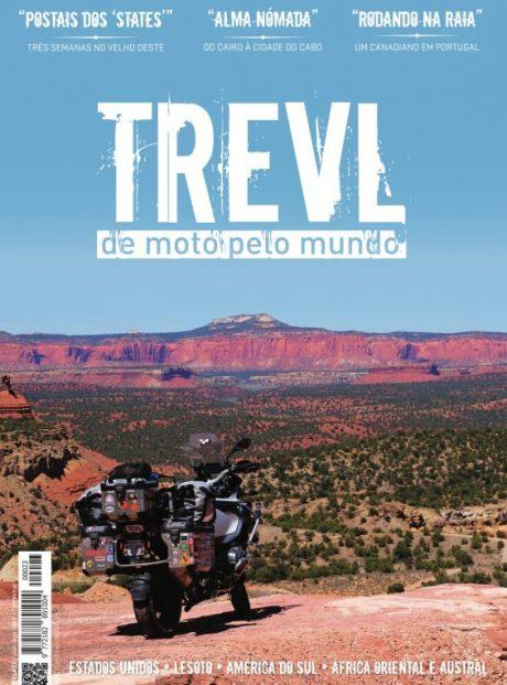 TREVL#23 Capa