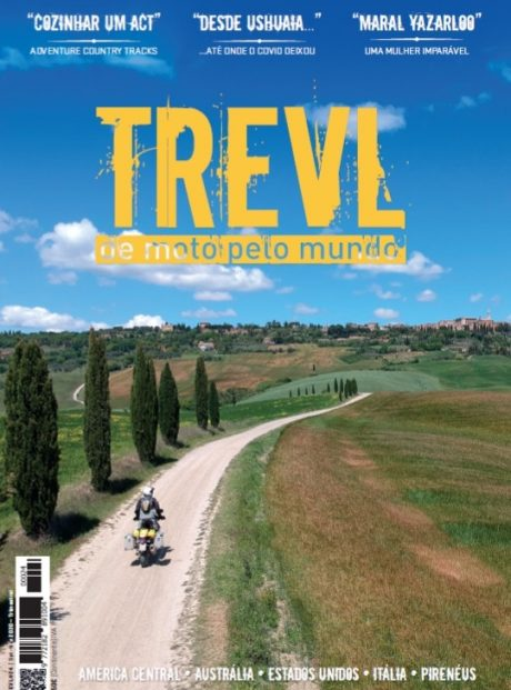 TREVL#24 Capa