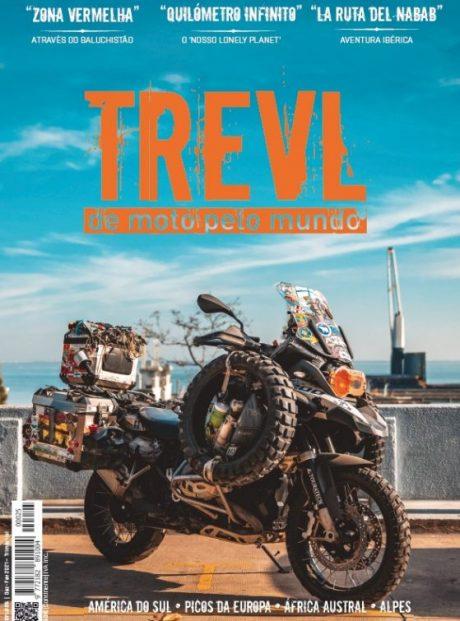 TREVL#25 Capa
