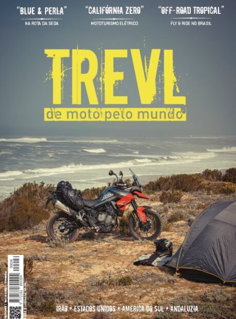 TREVL 26 Capa