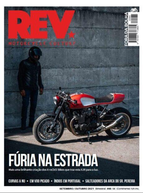 REV#65 Capa